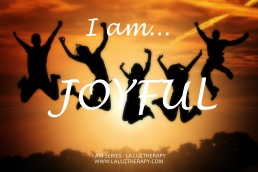 I AM SERIES_JOYFUL