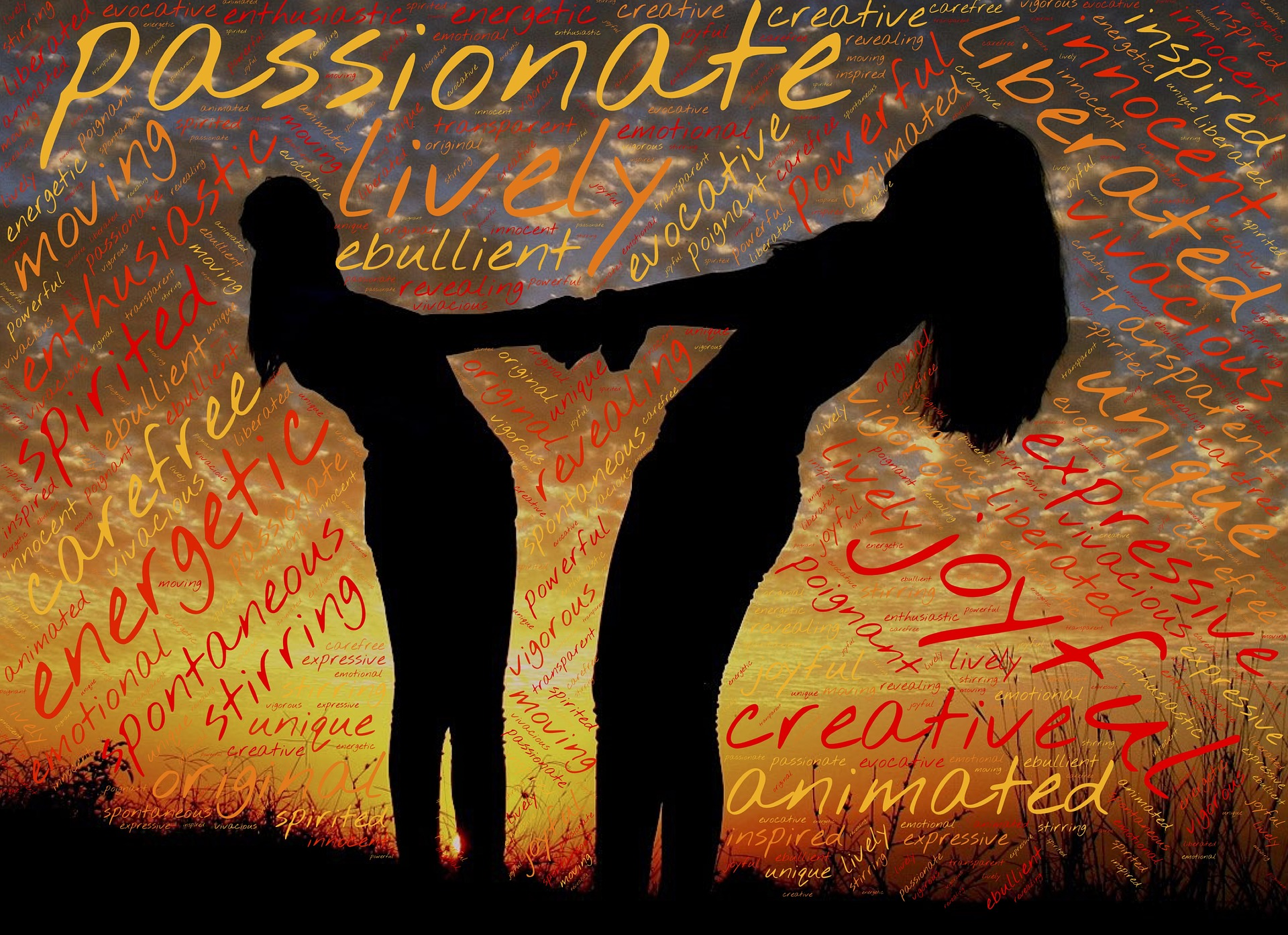 Live with passion La Luz Therapy www.laluztherapy.com reiki meditation wellness vocal sound therapy Lucy Toppetta