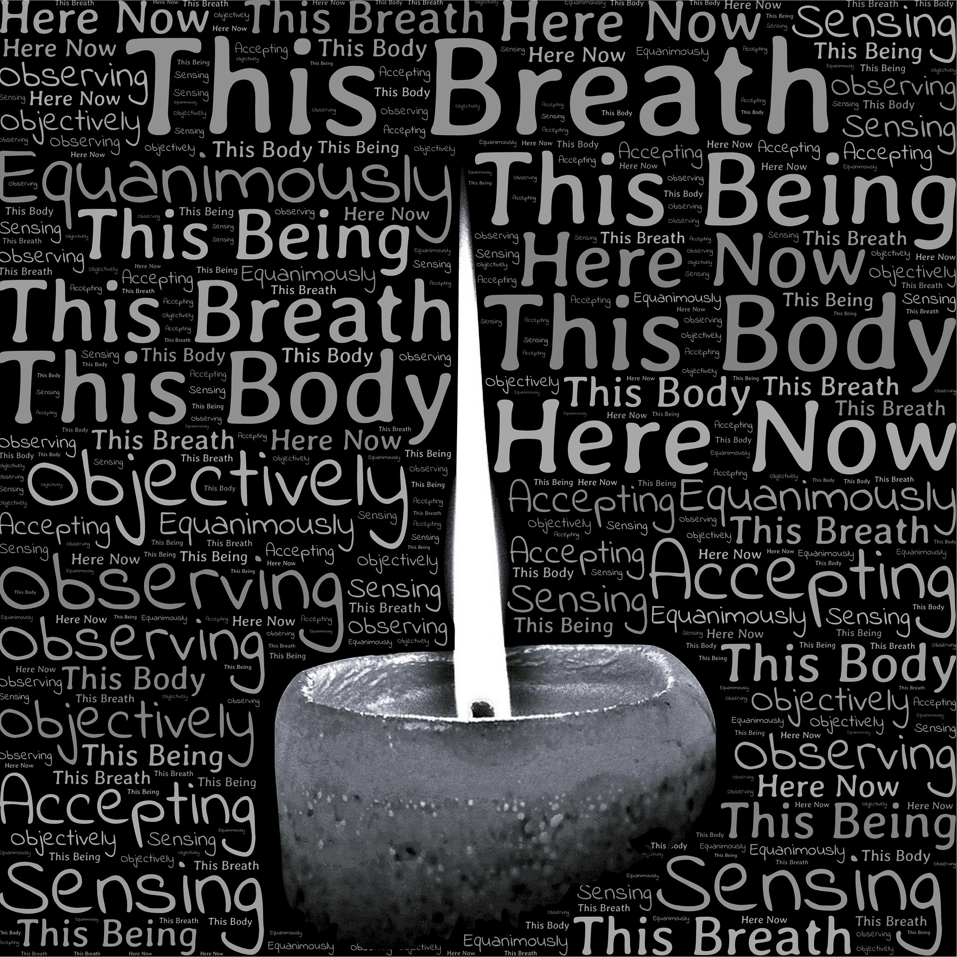Just Breathe - Meditation, La Luz Therapy www.laluztherapy.com Lucy Toppetta