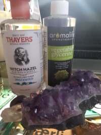 Thayers and Veg Glycerine